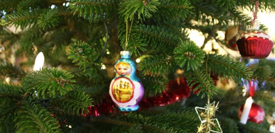 Это самое распространенное и популярное рождественское дерево в Европе