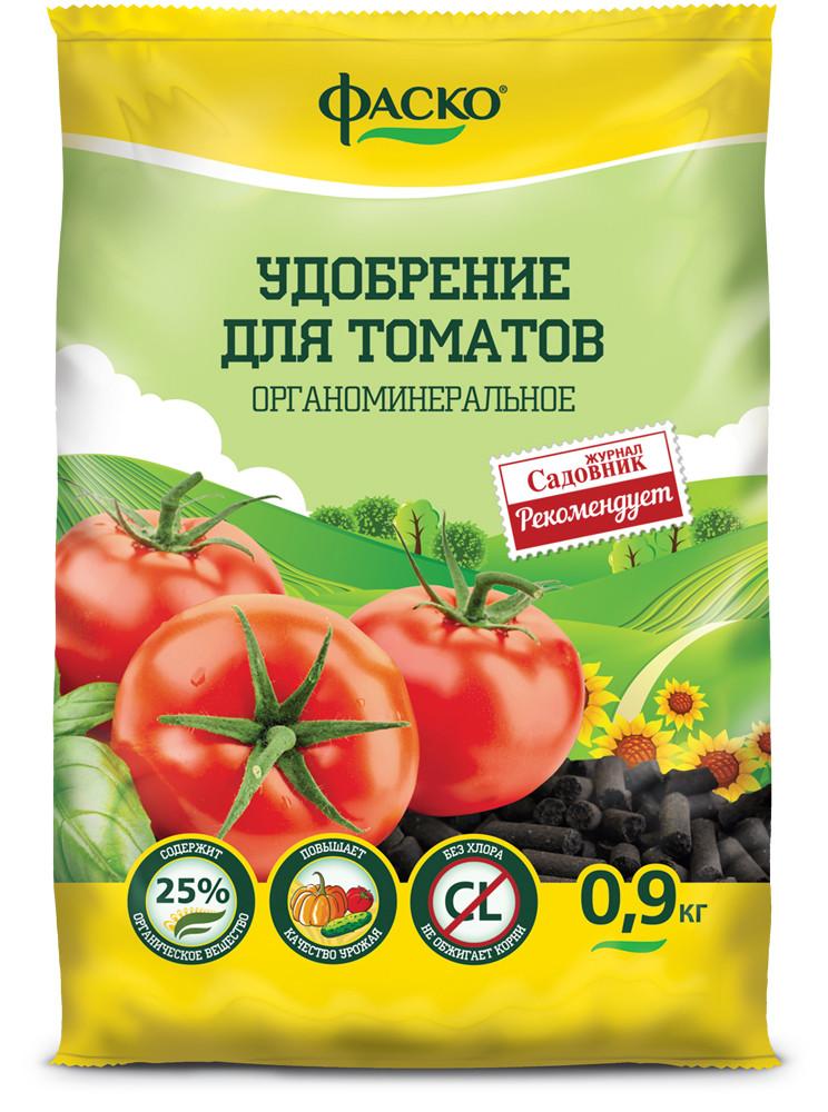 Удобрение способствует максимальной урожайности томатов